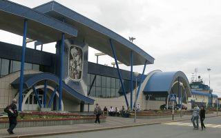 Международный аэропорт в Сургуте. Контакты, инфраструктура и другая полезная информация