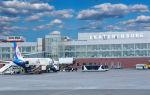 Ближайшие гостиницы к аэропорту Кольцово в Екатеринбурге — Лайнер и Анжело