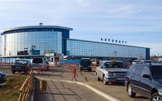В каких гостиницах остановиться рядом с аэропортом в Иркутске?