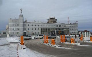 Международный аэропорт Южно-Сахалинск. Общие сведения и новое название
