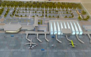 Крупнейший в Дальневосточном регионе аэропорт Хабаровск Новый — важная информация, схема, фото