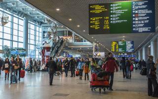 Зоны Приорити Пасс в аэропорту Домодедово. Где находятся и какие услуги в них предоставляются?
