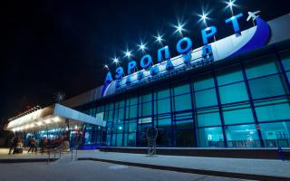 Международный аэропорт Барнаула: основная информация, контакты и фото. Как добраться из города?