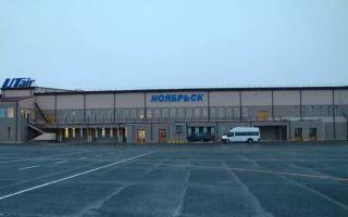 Контактная информация, инфраструктура и другие полезные сведения об аэропорте в Ноябрьске
