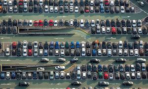 Платные стоянки аэропорта Домодедово. Сколько стоит парковка за час?