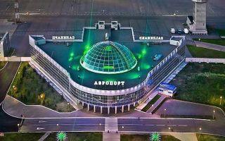 Полезная и важная информация об аэропорте Салехарда. Как добраться из города?