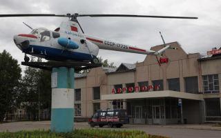 Общая и справочная информация об аэропорте Ухты. Как добраться из города?